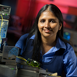 Quantum physicist selected as NSERC Chair for Women in Science and Engineering.