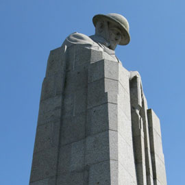 BrantNews: Laurier is offering the community a chance to visit First and Second World War battlefields