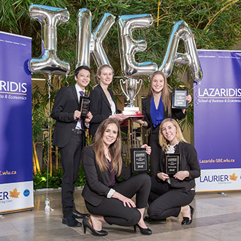 "Team ""Safe Home"" wins IKEA Sustainability Challenge"