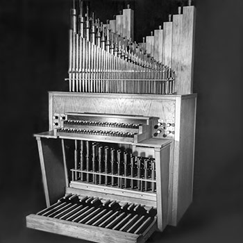 Records of renowned Canadian organ builder Gabriel Kney donated to Laurier Archives