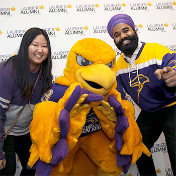 It's all play at Homecoming 2018 with world-class game design and the new Laurier Brantford YMCA