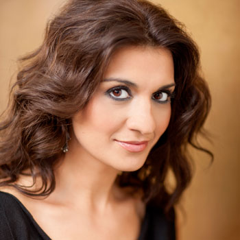 The Record: Celebrated soprano Isabel Bayrakdarian to perform at Laurier gala